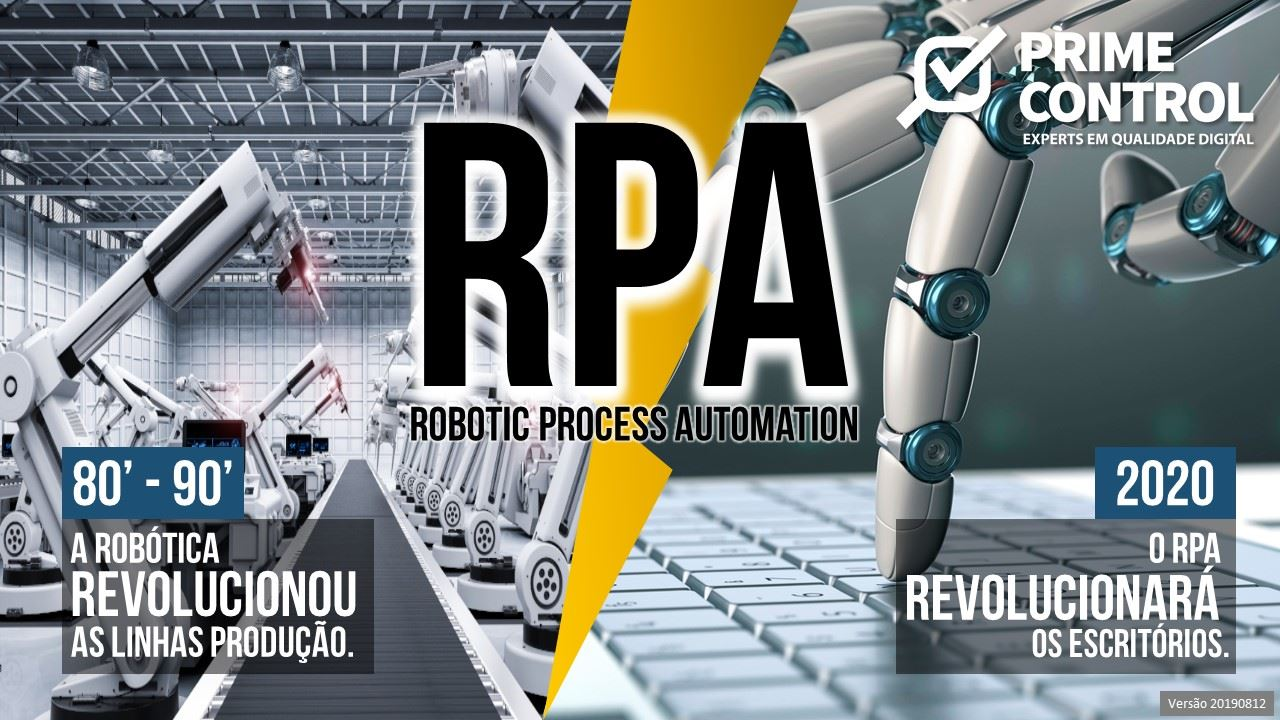 Capa do ebook Robotic Process Automation