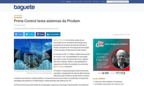 Clipping Prodam Prime Control