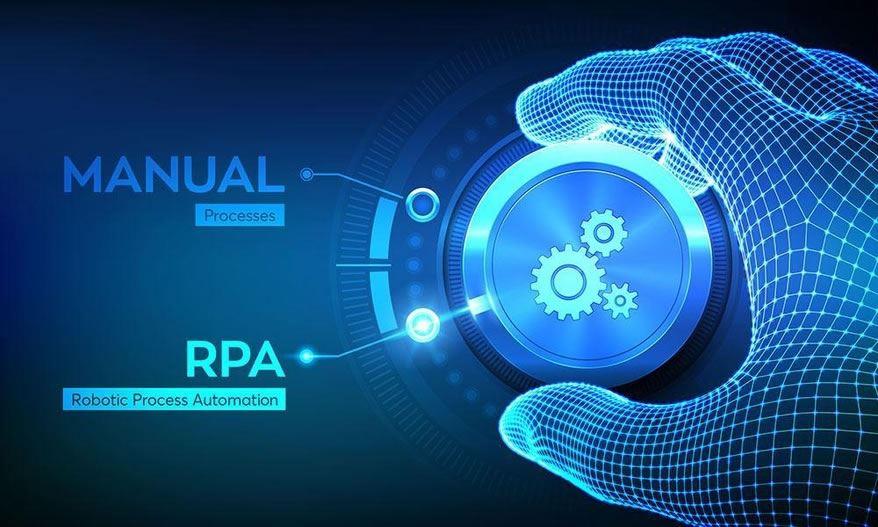 Automação de processos com RPA