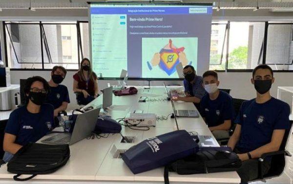 Prime Control contrata jovens que participaram do Emprego Tech