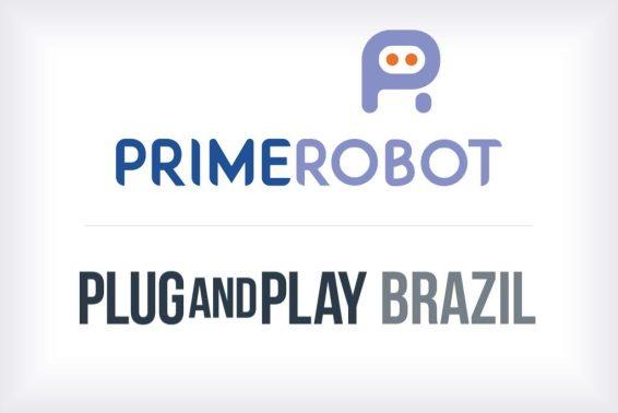 Prime Robot entra para lista de escolhidas da aceleradora global Plug and Play